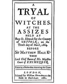 skeptics witch hunt
